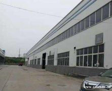 瑶海(临近肥东)单一层钢构仓库5800平(可分租)