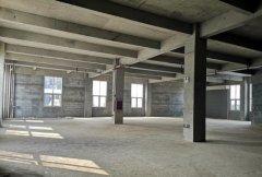 双层厂房出售 产证齐全 首层8.1米 可贷款
