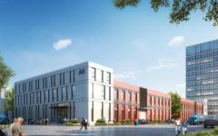 (出售) 咸阳高新区2000平米单层双跨标准厂房,现房,紧邻