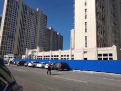 固安现房底商 公园旁 挑高5.1米 可隔两层!2-2.2万!