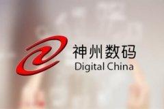 神州数码股份  北京