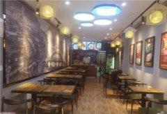 CBD临街55平米餐馆转让