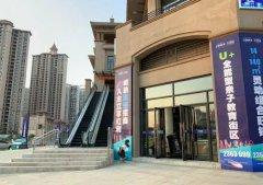(出售) 东城区成熟小区鼎观世界二楼商铺买一层送一层有电梯