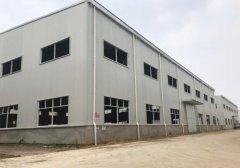(出租) 汉川市金鼓城工业园3850平米厂房,带一个独立住宿