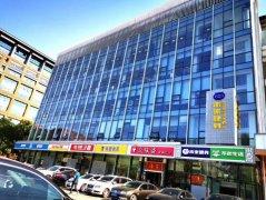开发商直租:北三环新华金融大厦10600平,最小分租600平