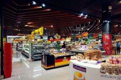 北京市区8家超大型品牌超市外租升级招商【超市正常营业】